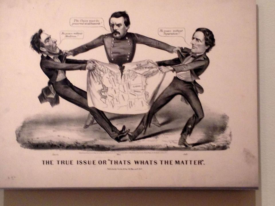 A Harper's Weekly Cartoon