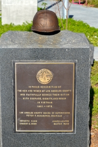 Vietnam War Veteran Memorial