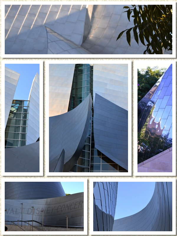 Collage of Concert Hall Exterior