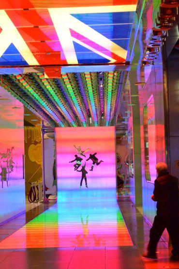 Birthday trip to Las Vegas--Beatles' LOVE