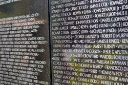 Traveling Vietnam War Memorial