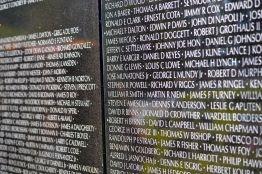 Traveling Vietnam War Memorial