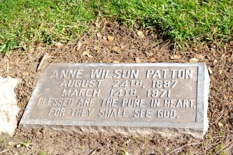 Anne Wilson Patton
