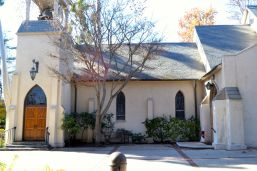 Church of Our Savior Courtyard