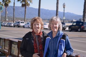Debra and Lori 1