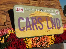 Disney's Cars Land