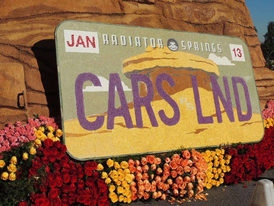 Disney's Cars Land