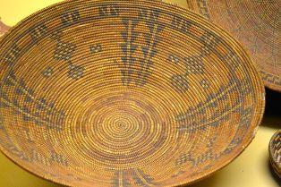 Chumash Basket