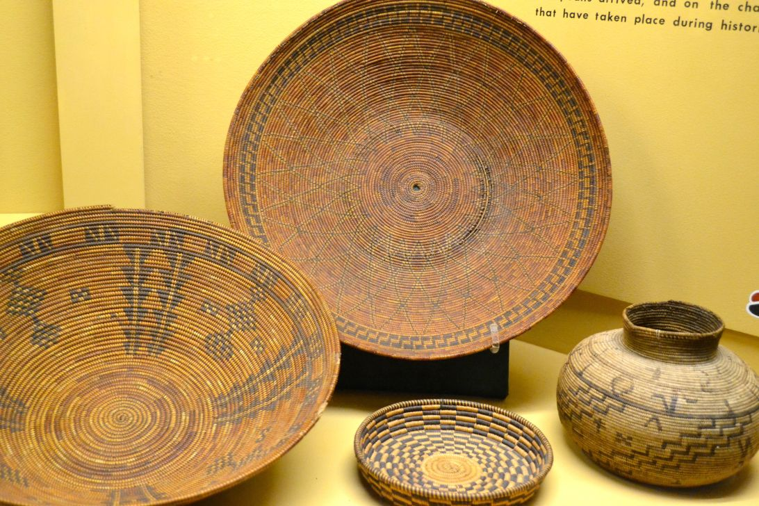 Chumash Basketry