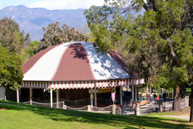 Griffith Park Carousel