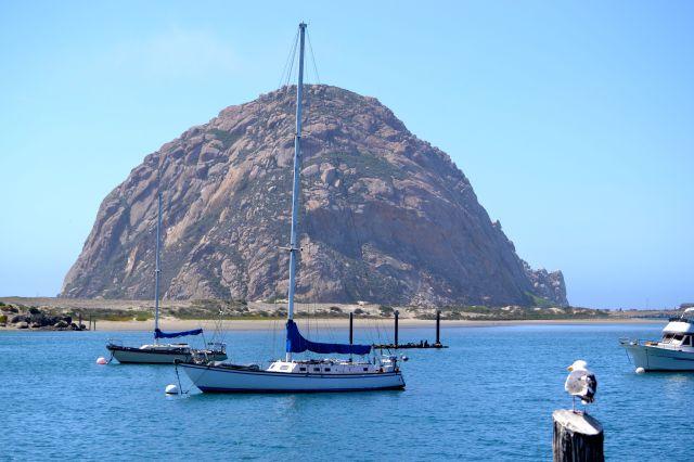 Morro Rock, Morrow Bay, CA