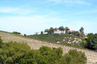 Croad Vineyard Beautiful View