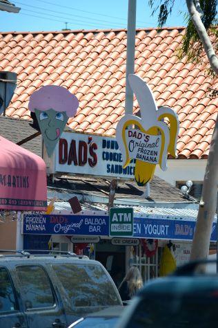 Dad's Original Frozen Banana