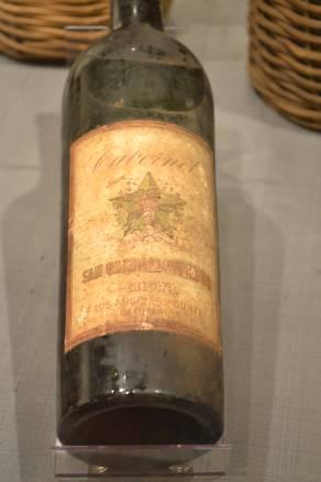 Wine Bottle San Gabriel Wine Company