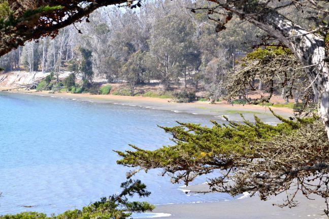 Morro Bay overlook