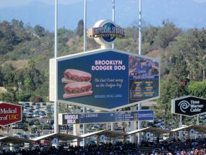 Brooklyn Dodger Dog