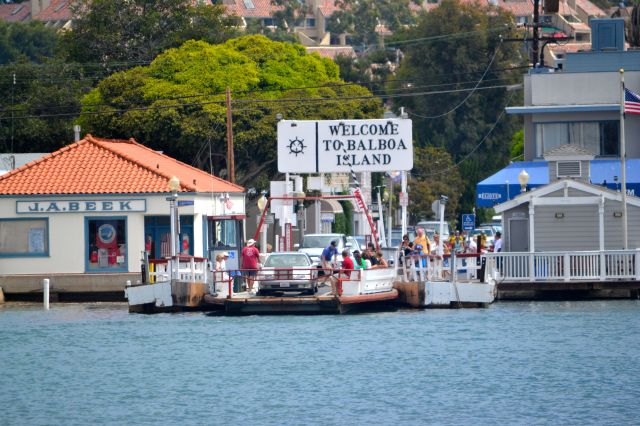 Welcome to Balboa Island
