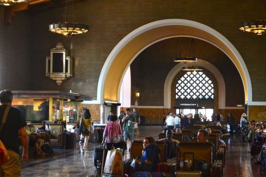 Union Station Interior