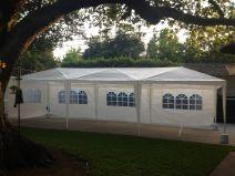 Backyard Party Tent
