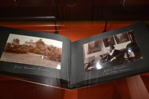 John Muir's photo book