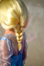 Elsa wig