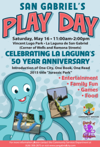 Dinosaur Park Play Day