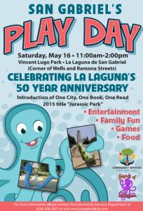 Dinosaur Park Play Day