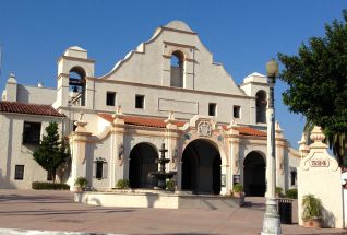 San Gabriel Mission Playhouse