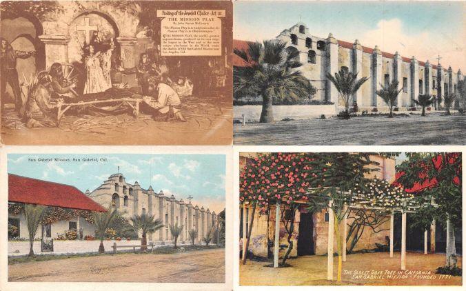 San Gabriel Mission