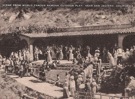 Ramona Pageant, San Jacinto