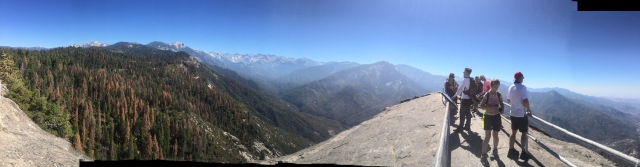 From Moro Rock, Sequoia